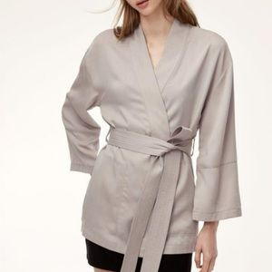 Sunday Best Igby wrap blazer